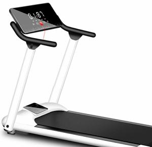 Merax folding electric treadmill jogging machine