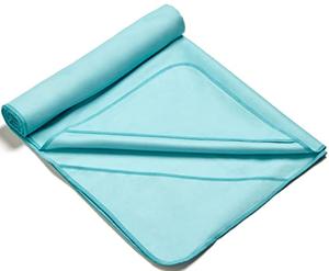 Mission vaporactive yoga mat towel