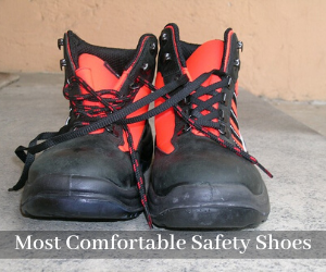 Most Comfortable Safety Shoe