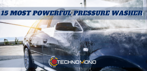 Most Powerful Electric Pressure Washers