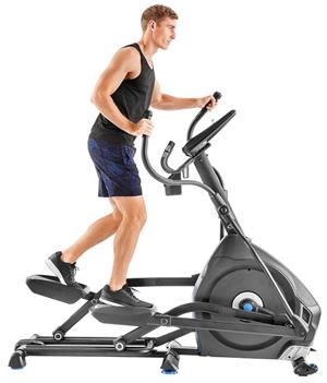 Nautilus e616 elliptical treadmill