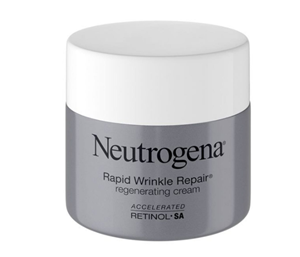 Neutrogena Rapid Wrinkle Repair Daily Cream and Moisturizer