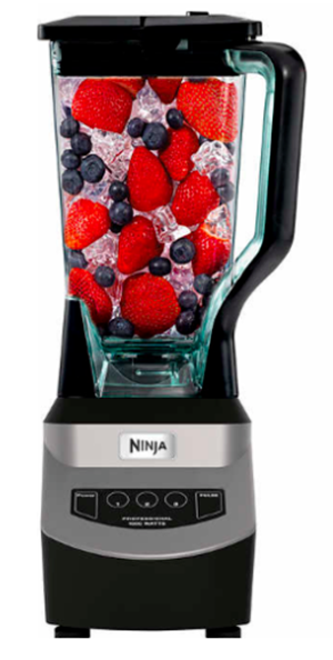Ninja blender with 1000 watts power