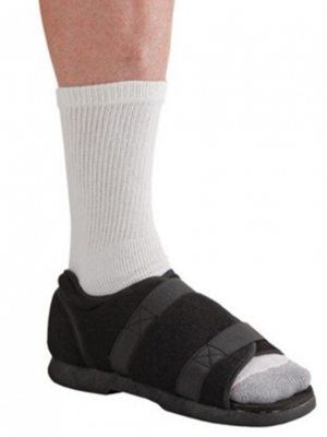Ossur breathable postop shoe