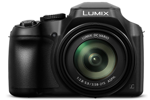 PANASONIC LUMIX FZ80 4K Digital Camera