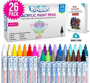 Pintar premium acrylic paint pens