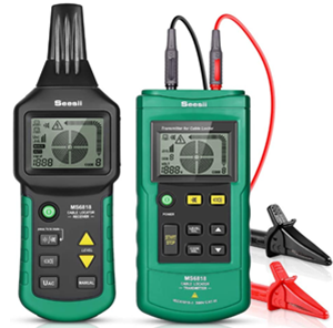 Seesii ms6818 portable wire tracker