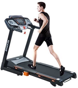Shayin electric treadmill