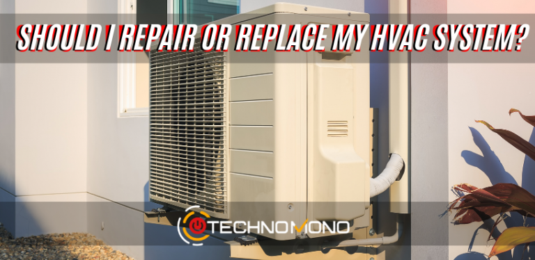 Should I Repair or Replace My HVAC System