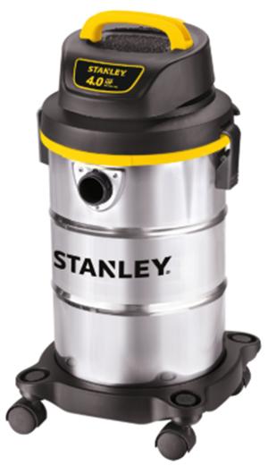 Stanley 5 gallons 4HP wetdry carpet extractor