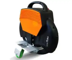 Step N Roll One Wheel Electric Unicycle