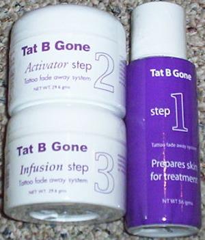 Tat B Gone Tattoo Removal Cream