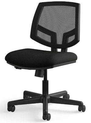 The hon sb11t task mesh office chair