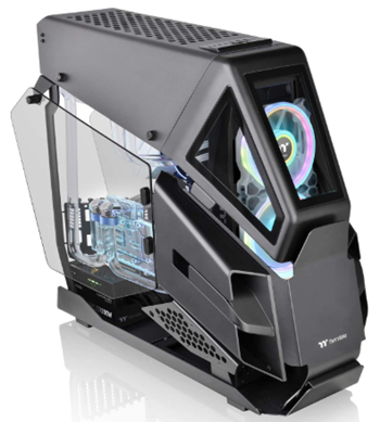 Thermaltake ah t600 open frame tower case