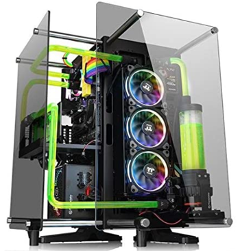 Thermaltake core p90 tempered glass pc case