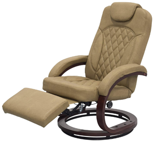 Thomas payne compact recliner with foot extension