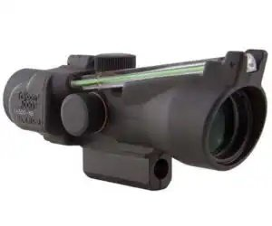 Trijicon ACOG 3x24 Crossbow Scope Green Chevron
