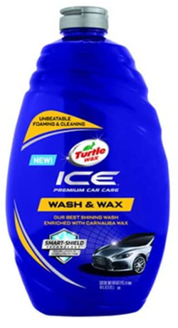 Turtle wax t472r ice car wash