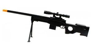 Velocity airsoft sniper rifle l96