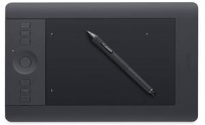Wacom intuos pro digital graphics tablet