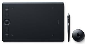 Wacom intuos pro pth660 graphic designing tablet