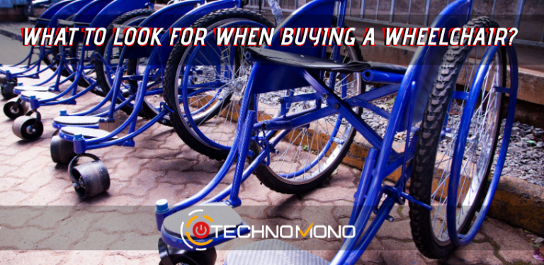 What To Look For When Buying A Wheelchair
