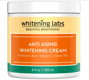 Whitening Lab Skin Lightening Anti Aging Cream