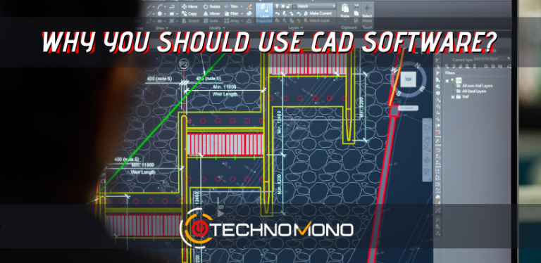 Why You Should Use CAD Software
