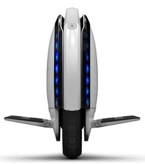 Yfjl electric unicycle with bluetooth technologya