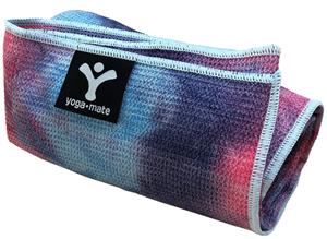 Yoga mate sticky grip yoga towel