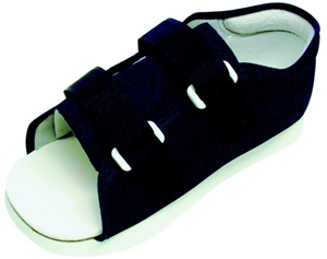 alpha medical post op shoe