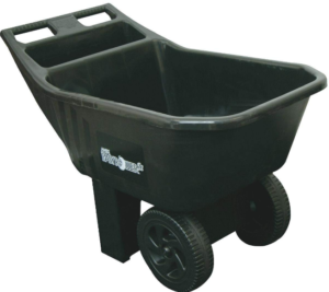 ames 2463675 easy roller lawn and garden cart
