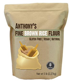 anthony's brown rice flour