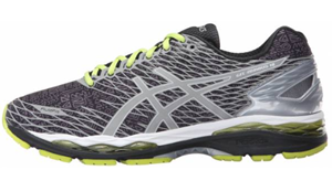 asics men's gel nimbus 18 running shoes