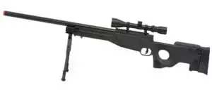 bt l96 bolt action spring sniper rifle