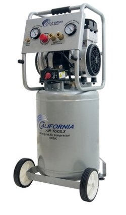 california air tools 10020c oilfree air compressor