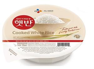 cj hetbahn cooked white rice