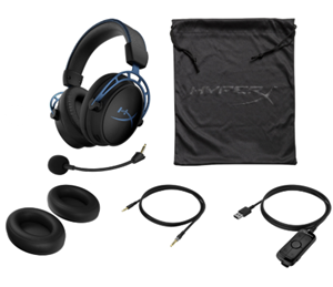 cloud alpha s gaming headset specfication
