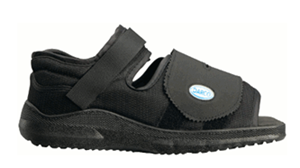 darco med surg post operation shoes for women
