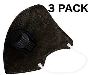 deutsche medika mask respirator with n95 filters