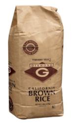 diamond g brown rice