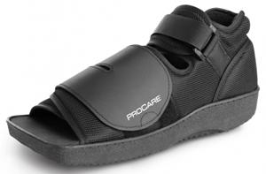 djoglobal squared toe post op shoe