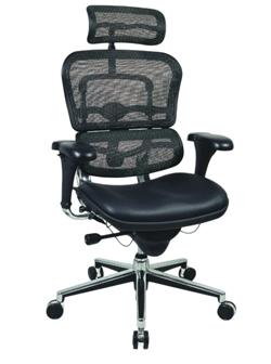 ergohuman highback mesh executive chair
