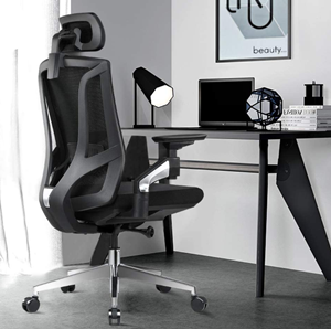 ergonomic office chair with adjustable armrests by liccx