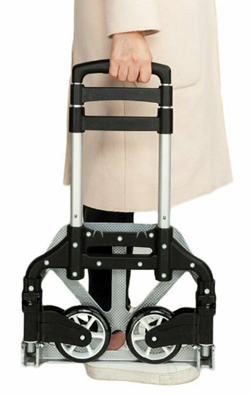 fch 165 pounds capacity folding hand truck