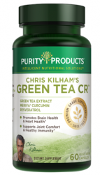 green tea cr for weight loss