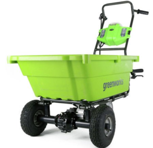 greenworks gc40l410 garden cart