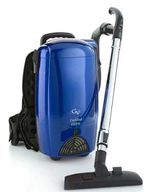 GV 8 QT Light Powerful Commercial Backpack Vacuum