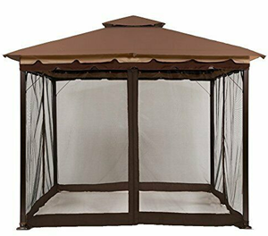 hasika diversified instant screened canopy