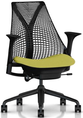 herman miller executive sayl desk chair